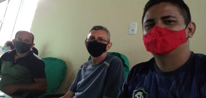 Vereadores participam de Reunião com a Adepará sobre o cadastro do GTV para os produtores de Açaí